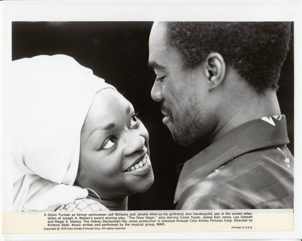 Jonelle Allen and Glynn Turman - THE RIVER NIGER