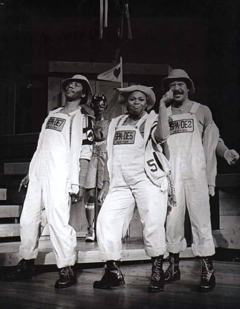 """But Never Jam Today"" Cleavant Derricks, Sheila Ellis and Jai Oscar St. John. But Never Jam Today was a 1979 musical with music by Bert Keyes & Bob Larimer, lyrics by Larimer, and a book by both Larimer and Vinnette Carroll. The musical is based on the works of Lewis Carroll."