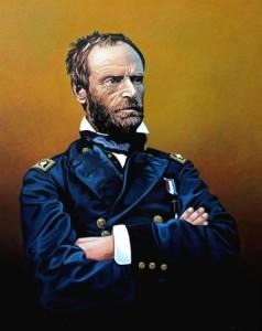 Maj. Gen. William T. Sherman