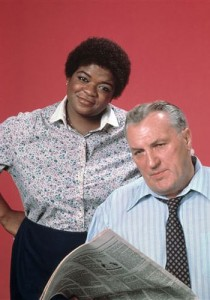 """Gimme a Break! is an American sitcom which aired on NBC from October 29, 1981, until May 12, 1987. The series stars Nell Carter as the housekeeper for a widowed police chief (Dolph Sweet) and his three daughters."""