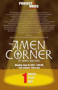 The AMEN CORNER (2011)