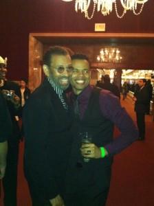 Maurice Hines and Slim Mello - Apollo Theatre.