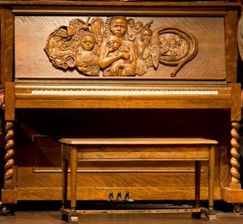"The Piano for August Wilson's ""The Piano Lesson"""