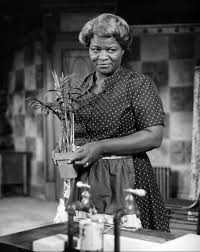 """Claudia McNeil (August 13, 1917 – November 25, 1993) was an American actress known for premiering the role of matriarch Lena Younger in both the stage and screen productions of A Raisin in the Sun. She later appeared in a 1981 production of the musical version of the play, Raisin presented by Equity Library Theater. She was twice nominated for a Tony Award, first for her onstage performance in A Raisin in the Sun (1959), and again for the play Tiger Tiger Burning Bright in 1962. She was also nominated for a Golden Globe Award for the screen version of A Raisin in the Sun in 1961."" - (From Wikipedia, the free encyclopedia)"