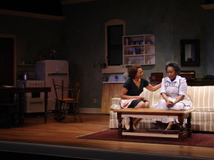 Virginia Stage Company Wells Theatre -  Lee-Wendell B. Franklin and Elain Graham