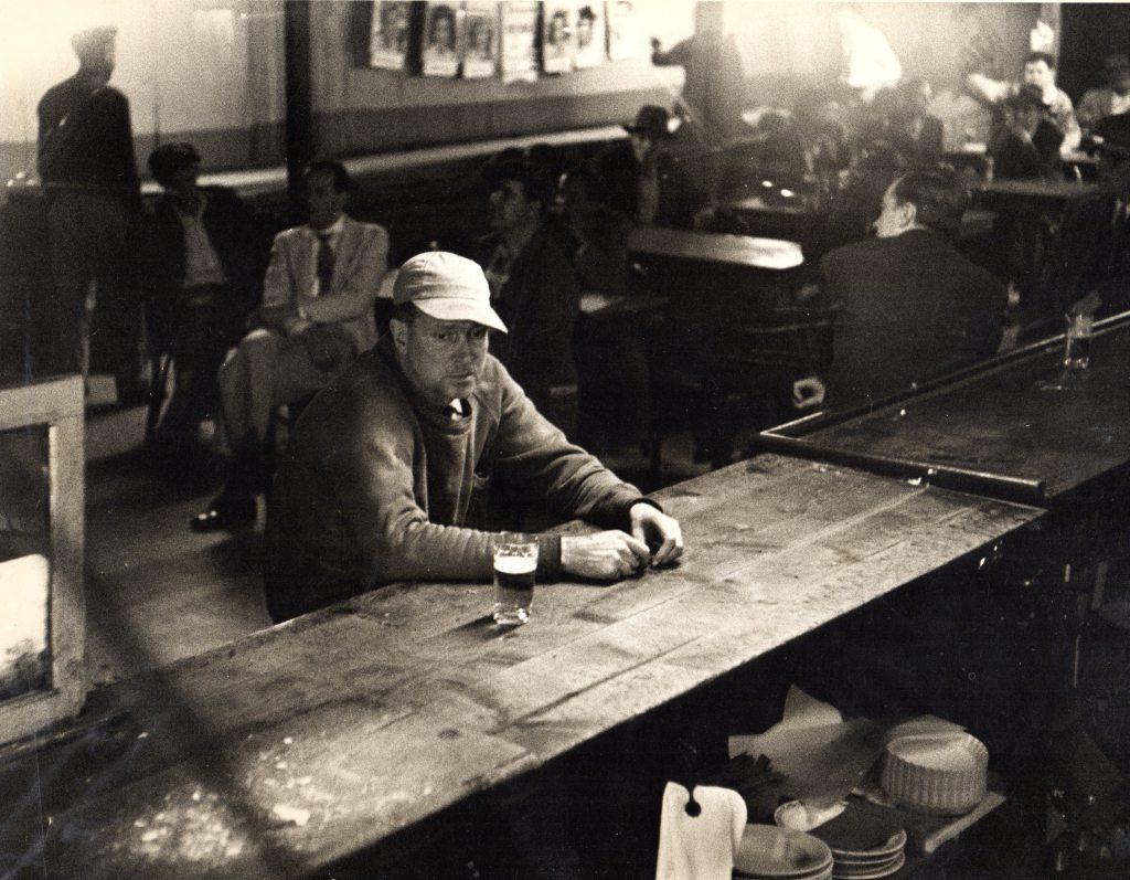 Frank Espada- Man at Bar