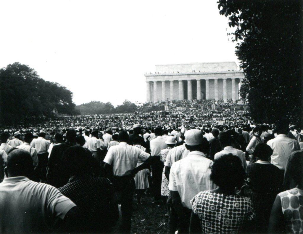 Frank Espada- March on Washington 2