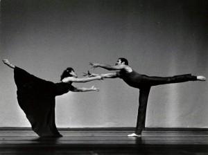 Henny Kamerman and Fred Benjamin