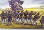Black American Soldiers in the Civil War by Matthew Elliott