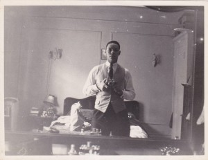 """I was doing selfies 60 years before you Facebook folks."""