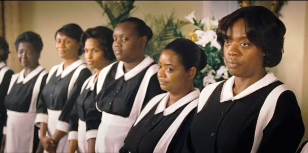 "The Help. ""An aspiring author during the civil rights movement of the 1960s decides to write a book detailing the African-American maids' point of view on the white families for which they work, and the hardships they go through on a daily basis."""