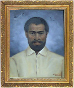 Nat Turner, Black revolutionary who led 1831 slave rebellion.