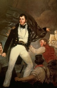 Captain Oliver Perry