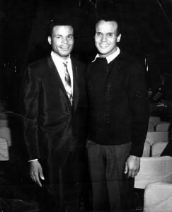 Roy Hamilton and Harry Belafonte