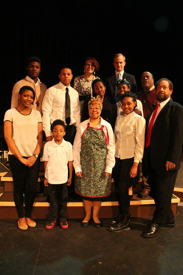 Randolph-Macon  College - A Raisin in the Sun - The Black Studies Program