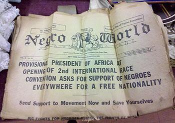 The Negro World 1