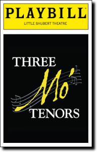 Three Mo' Tenors