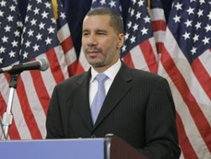 Lieutenant Governor David Paterson