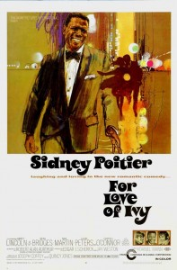 For Love of Ivy (1968) More at IMDbPro » ad feedback A white family has had the same black maid for many years. When she tells them she wants to go back to school and will be leaving soon, the 20ish year old son decides what she needs is a change and begins searching for a man to wine her, dine her, but who won't marry her thinking that this will turn her aside from her plans. The man he finds doesn't entirely cooperate. Written by John Vogel