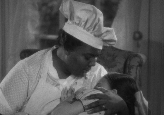 """Co-star Fredi Washington told film historian Donald Bogle, ""the one thing that happened with Louise was that her agents immediately, when she made such a hit in the picture, upped her salary beyond what anyone was going to pay for the type roles they had for her. I told her at the time, I just don't think this is wise. But of course, they were her agents"" Beavers continued her busy career after Imitation of Life, but unlike other actors who enjoyed a breakout success there would be no opportunity for Louise Beavers to follow with another signature role. She was the most popular and successful black actress of this time, but there wasn't anything to play except a long line of maid roles."""""