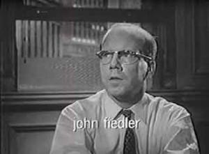 John Fiedler