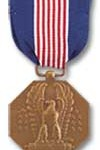 Soldier's Medal See more recipients of this award Awarded for actions during the Vietnam War The President of the United States of America, authorized by Act of Congress, July 2, 1926, takes pleasure in presenting the Soldier's Medal to Major Colin Luther Powell, United States Army, for heroism not involving actual conflict with an armed enemy in the Republic of Vietnam. Major Powell distinguished himself by valorous actions on 16 November 1968, while serving as G-3 Americal Division. On that date, the helicopter in which Major Powell was being transported with the Commanding General, Americal Division, crashed. With complete disregard for his own safety and while injured himself, Major Powell returned several times to the smoldering aircraft which was in danger of bursting into flames. In one instance he had to break away part of the wreckage in order to get to a trapped individual. Through his efforts all personnel were saved. Major Powell's personal bravery and devotion to duty are in keeping with the highest traditions of the military service and reflect great credit upon himself, the Americal Division, and the United States Army. General Orders: Headquarters, Americal Division, General Orders No. 9285 (December 3, 1968) Action Date: November 16, 1968 Service: Army Rank: Major Company: Headquarters and Headquarters Company Division: Americal Division