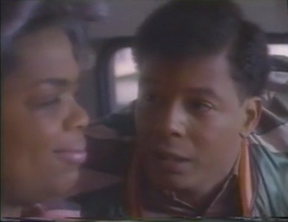 Oprah Winfrey and Eugene Lee ~ The Women of Brewster Place.