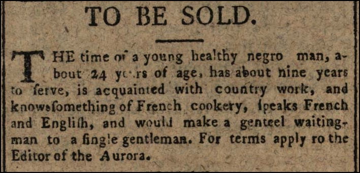 slavery-sale-of-a-slave-announcement